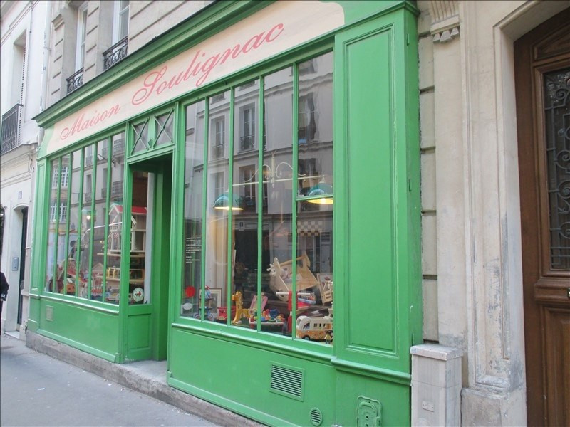 Vente local commercial Paris 5ème 685 000€ - Photo 1