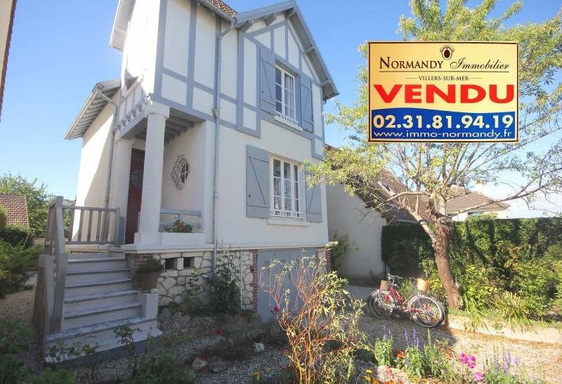 Vente maison / villa Villers sur mer 328000€ - Photo 1