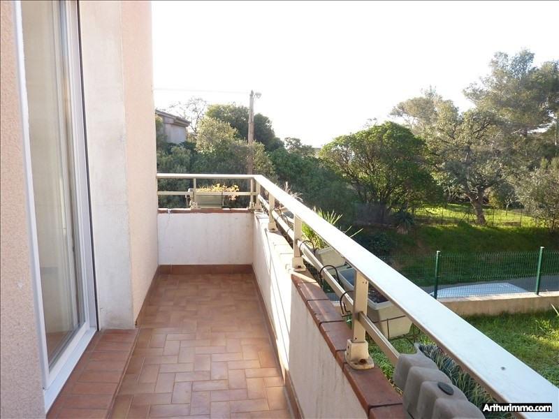 Rental apartment Saint-aygulf 620€ CC - Picture 2