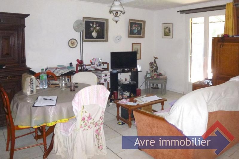 Sale house / villa Verneuil d avre et d iton 97000€ - Picture 2