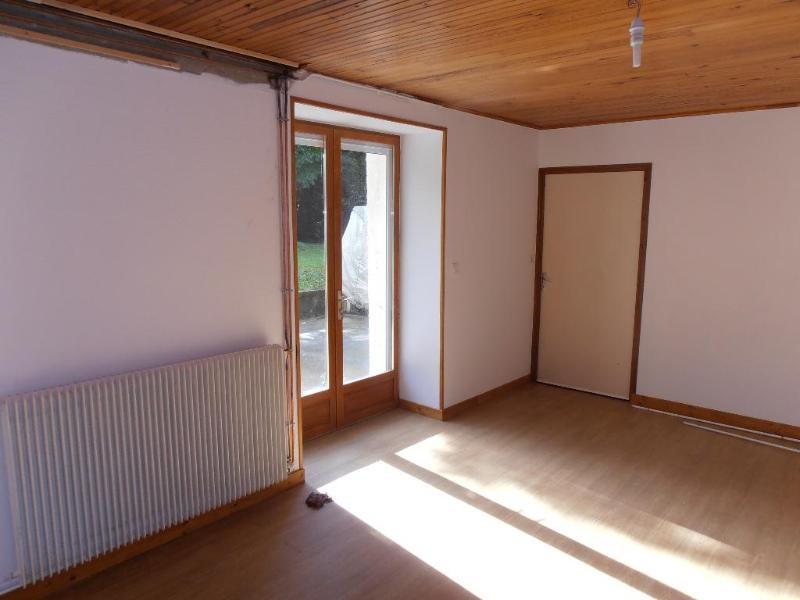 Rental apartment Belleydoux 646€ CC - Picture 2