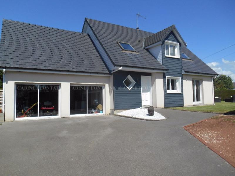 Sale house / villa Le hamel 268000€ - Picture 1