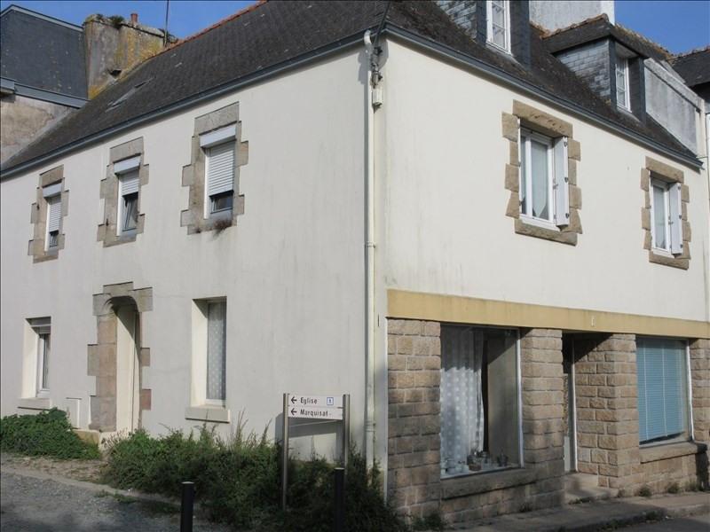 Sale house / villa Pont-croix 115500€ - Picture 1