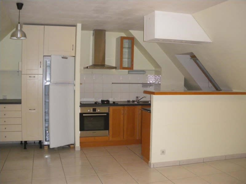 Sale apartment La chapelle en serval 167 000€ - Picture 5