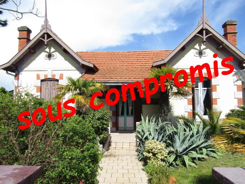 Deluxe sale house / villa Lacanau ocean 522500€ - Picture 1