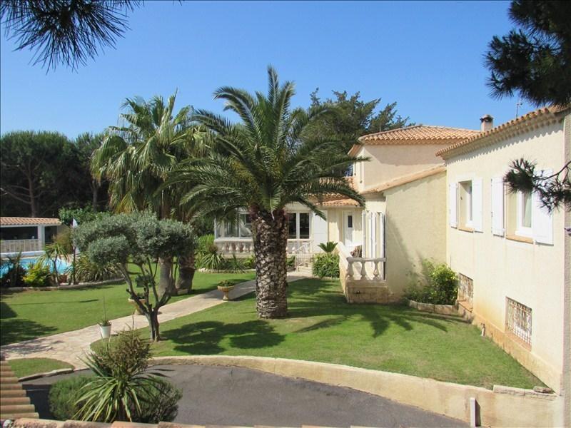 Vente de prestige maison / villa Le grau d agde 615000€ - Photo 2