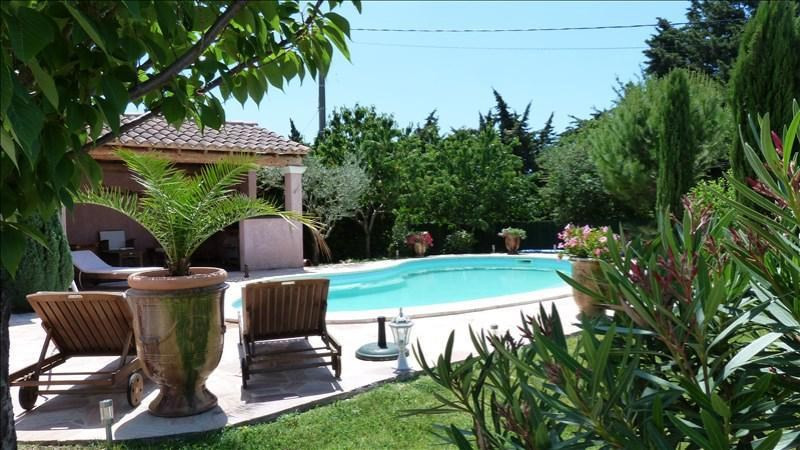 Vente maison / villa Aubignan 354 000€ - Photo 4