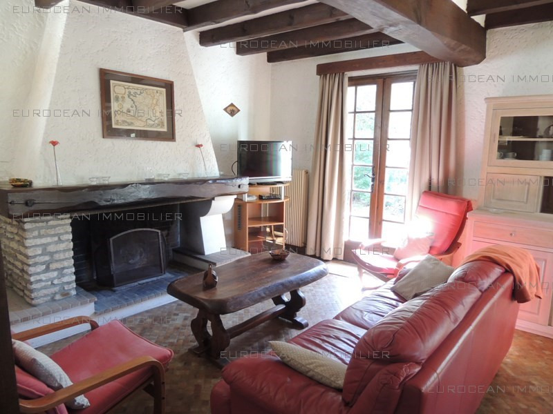 Alquiler vacaciones  casa Lacanau 672€ - Fotografía 2