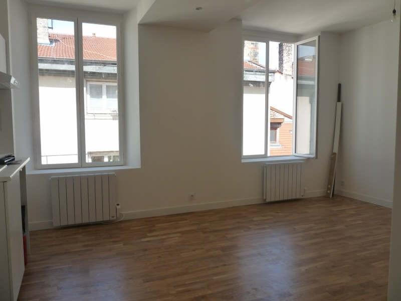 Location appartement Lyon 2ème 690€ CC - Photo 1