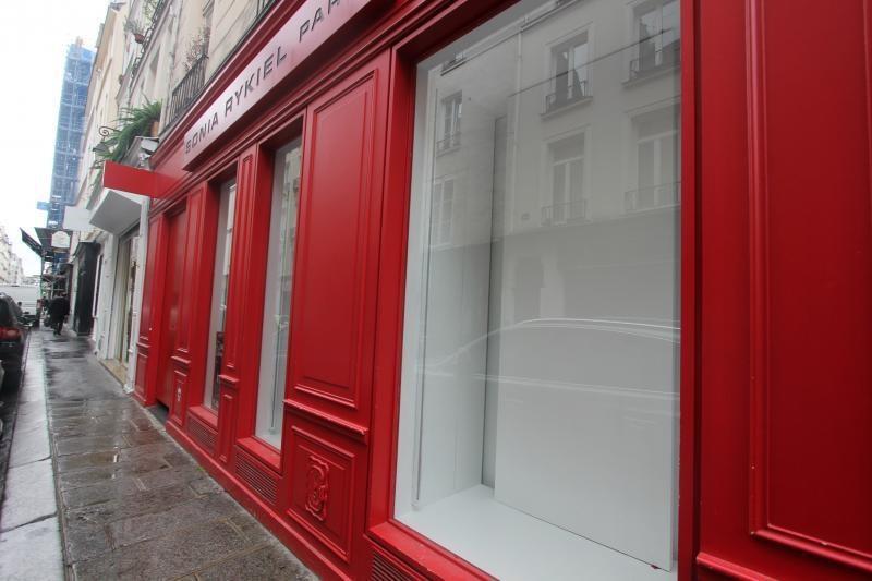 Rental shop Paris 3ème 6500€ +CH/ HT - Picture 2