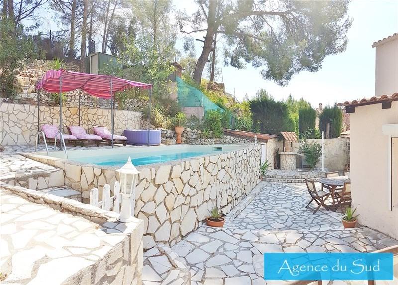 Vente maison / villa Roquevaire 364000€ - Photo 1