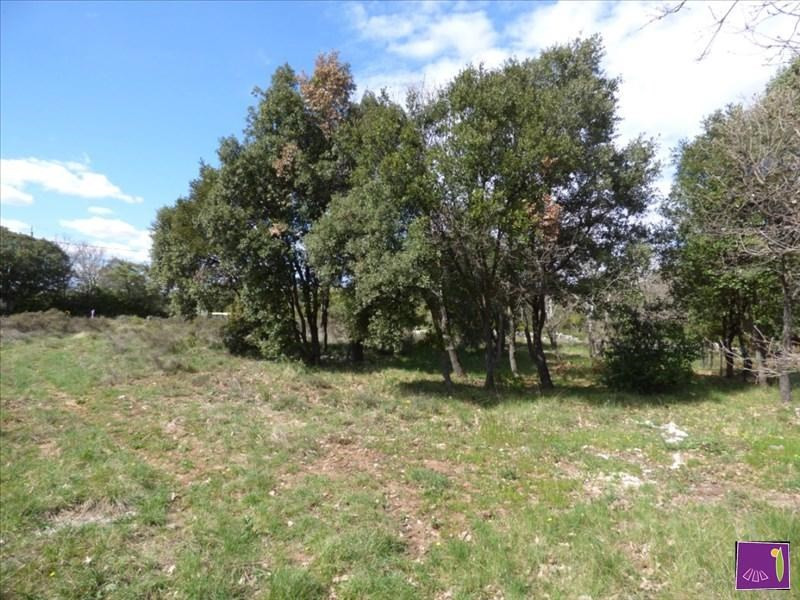 Vente terrain Vallon pont d arc 65 000€ - Photo 2
