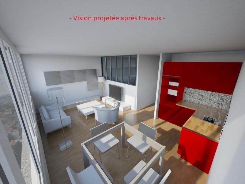 Vente appartement Bagnolet 148500€ - Photo 1