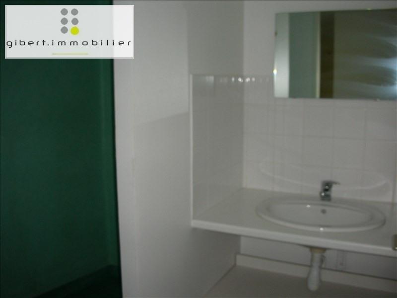 Rental apartment Le puy en velay 446,79€ +CH - Picture 4