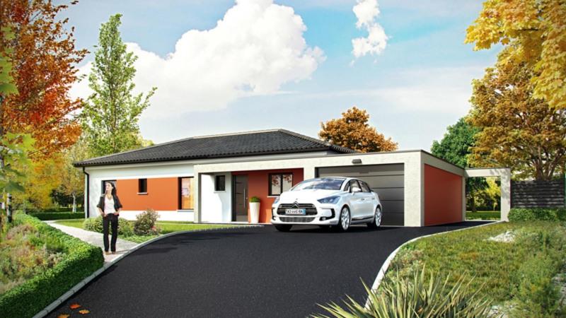 Maison  4 pièces + Terrain 600 m² Mondonville par CELIA CREATION