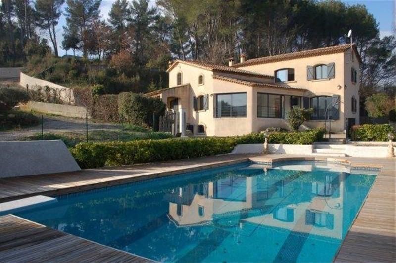 Vente de prestige maison / villa La bouilladisse 685000€ - Photo 3