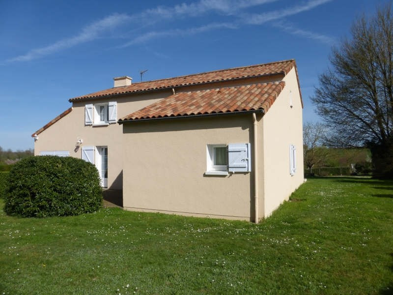 Vente maison / villa Roches premarie andille 269000€ - Photo 8