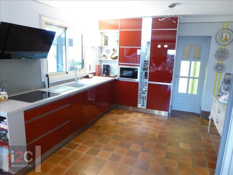 Vente maison / villa Crozet 565000€ - Photo 8