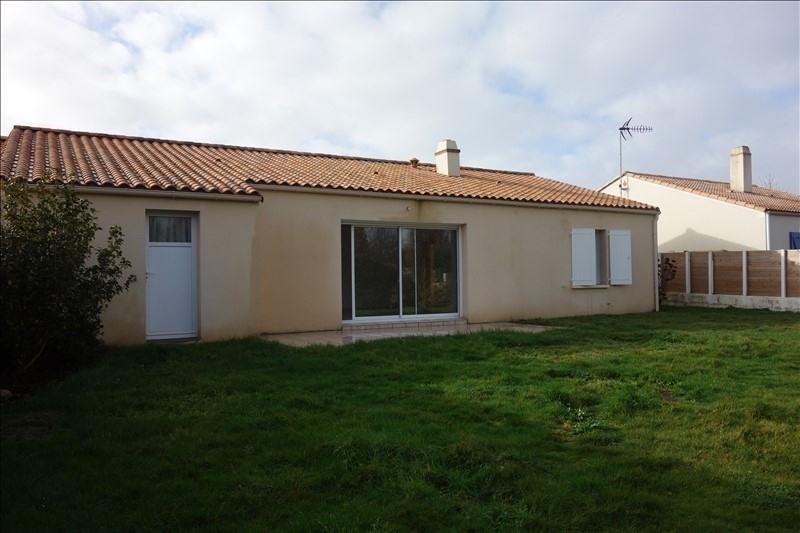 Vente maison / villa La roche sur yon 174000€ - Photo 5