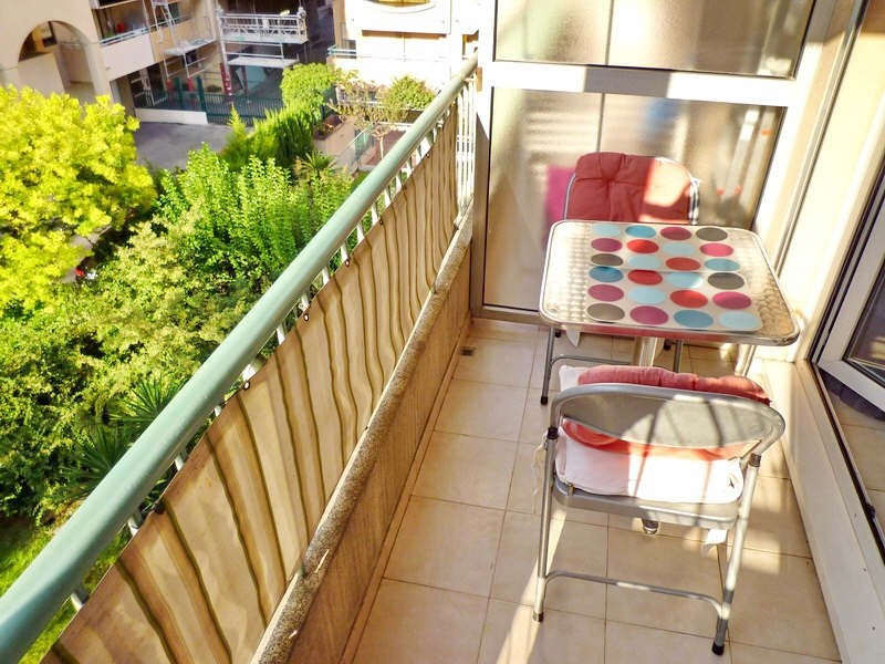 Rental apartment Nice 550€ CC - Picture 8