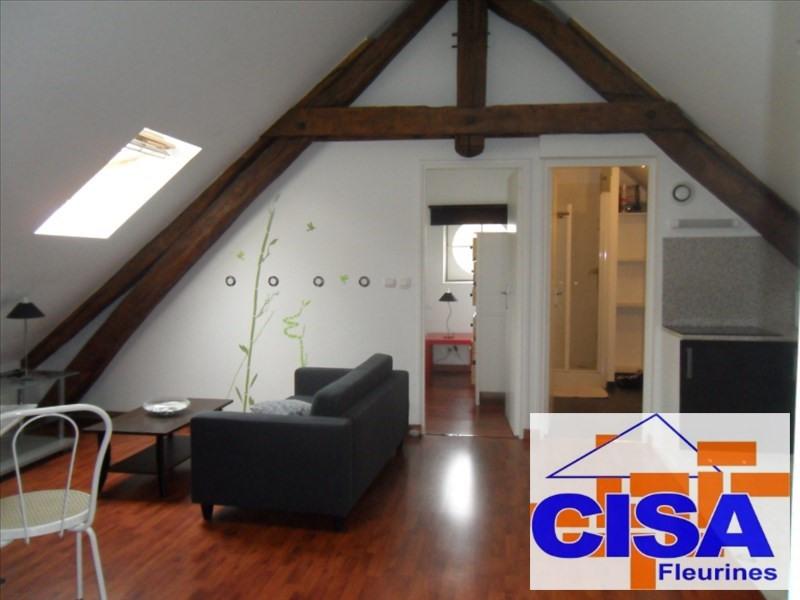 Sale apartment Pont ste maxence 69000€ - Picture 1