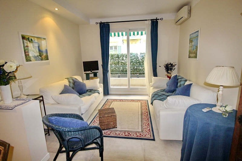 Vente appartement Nice 378000€ - Photo 1