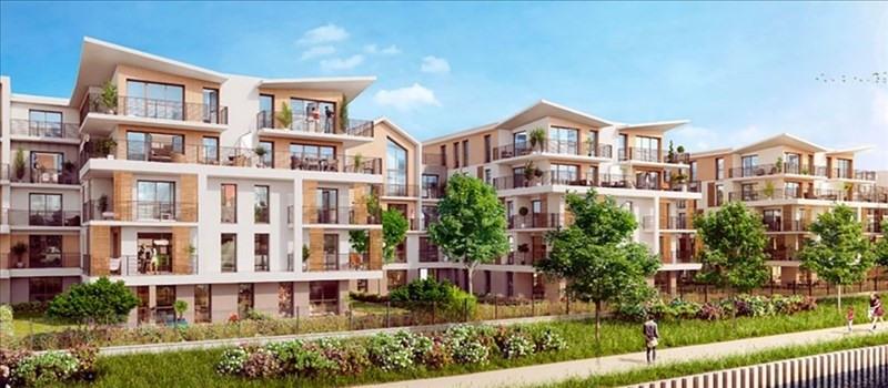 Sale apartment Vaires sur marne 169000€ - Picture 2