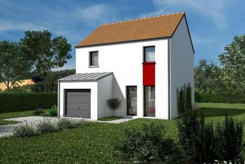 Maison  4 pièces + Terrain 574 m² Charentilly par maisons PRIMEA