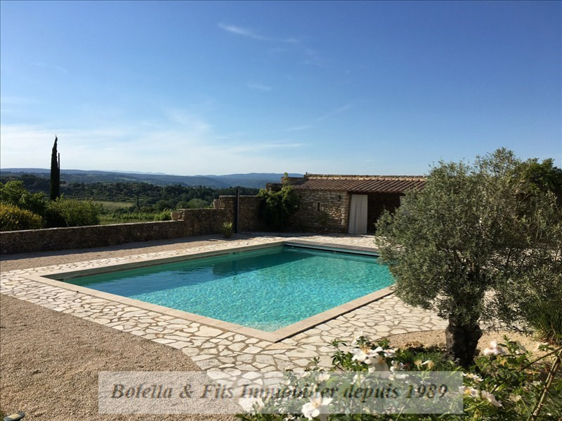 Vente de prestige maison / villa St paulet de caisson 825000€ - Photo 2