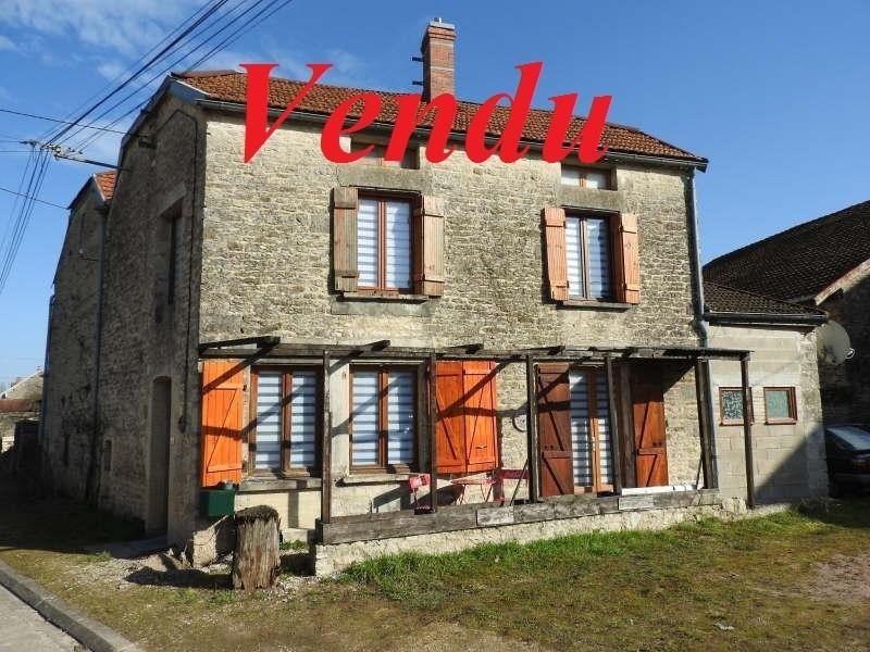 Vente maison / villa Secteur montigny s/aube 23000€ - Photo 1
