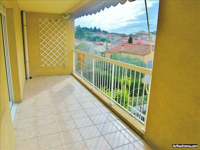 Vente appartement Vallauris 168000€ - Photo 1