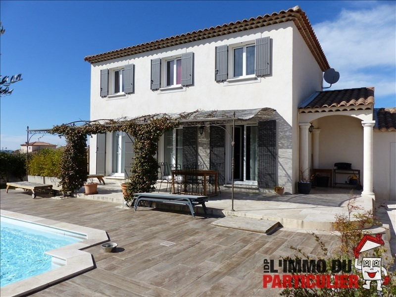 Sale house / villa Marignane 468 000€ - Picture 1