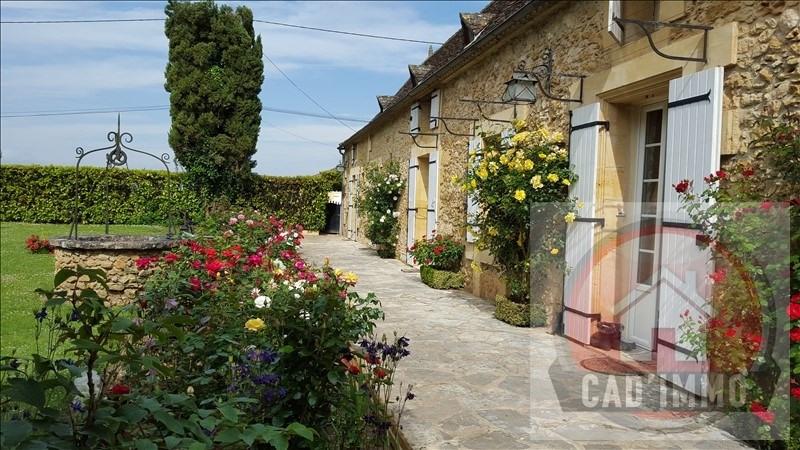 Vente maison / villa St germain et mons 485000€ - Photo 3