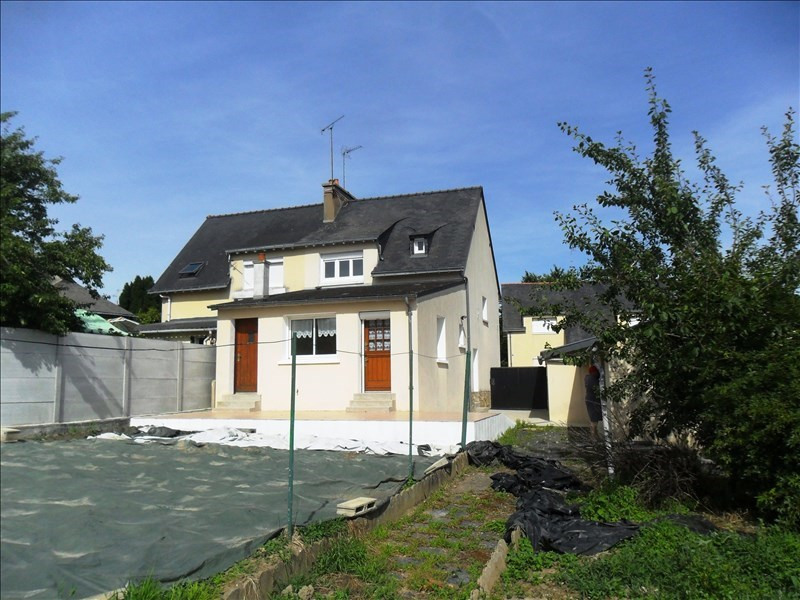 Vente maison / villa Noyant la gravoyere 95400€ - Photo 1