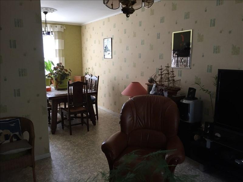 Vente maison / villa Vouneuil sous biard 214000€ -  6