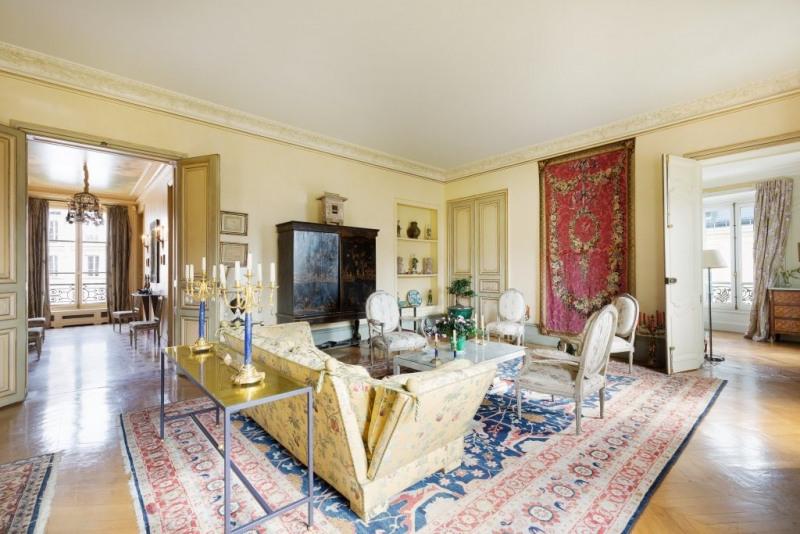 Immobile residenziali di prestigio appartamento Paris 16ème 3700000€ - Fotografia 4