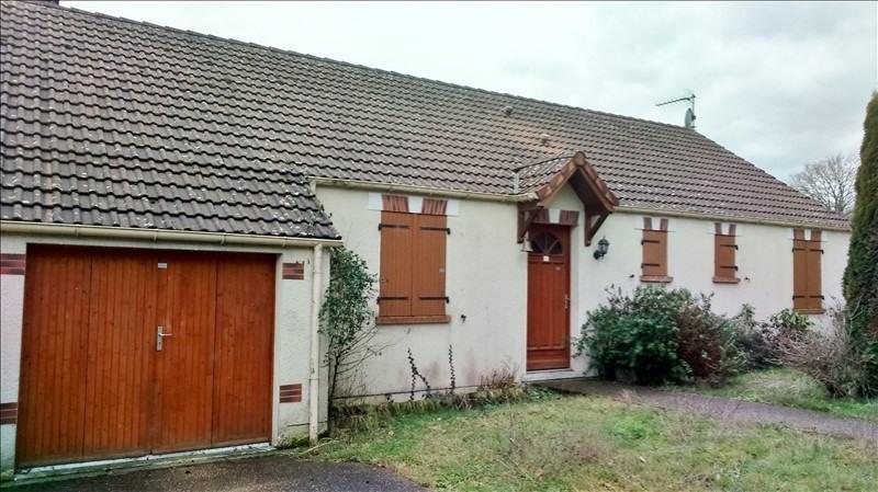 Vente maison / villa Proche sens 139000€ - Photo 1