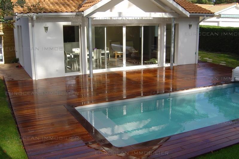 Alquiler vacaciones  casa Lacanau-ocean 1133€ - Fotografía 1