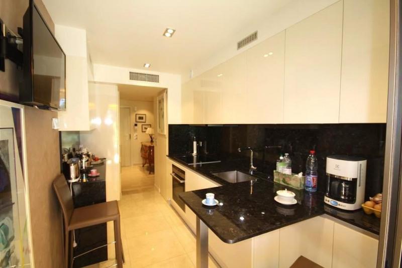 Sale apartment Cap d'antibes 520000€ - Picture 2
