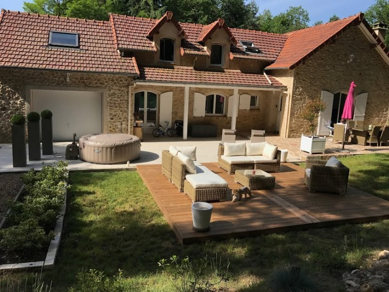 Sale house / villa Clairefontaine en yvelines 650 000€ - Picture 1