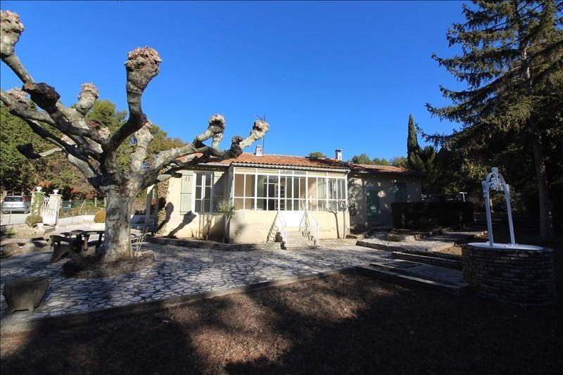 Locação casa Simiane collongue 1200€ CC - Fotografia 5