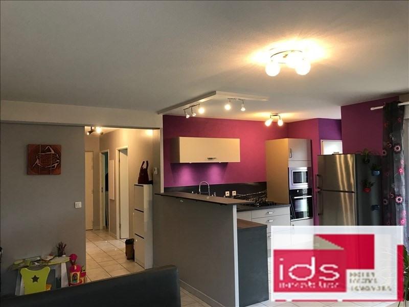 Verkoop  appartement Pontcharra 169000€ - Foto 3