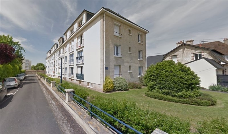 Vente appartement Caen 85 000€ - Photo 1
