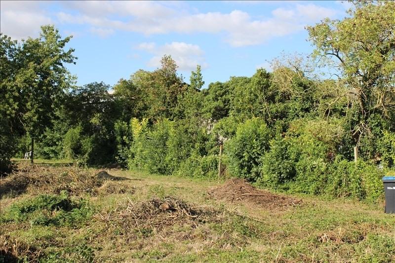 Verkoop  stukken grond Croix chapeau 48000€ - Foto 1