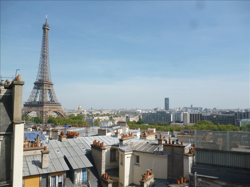 Vente appartement Paris 16ème 160000€ - Photo 1