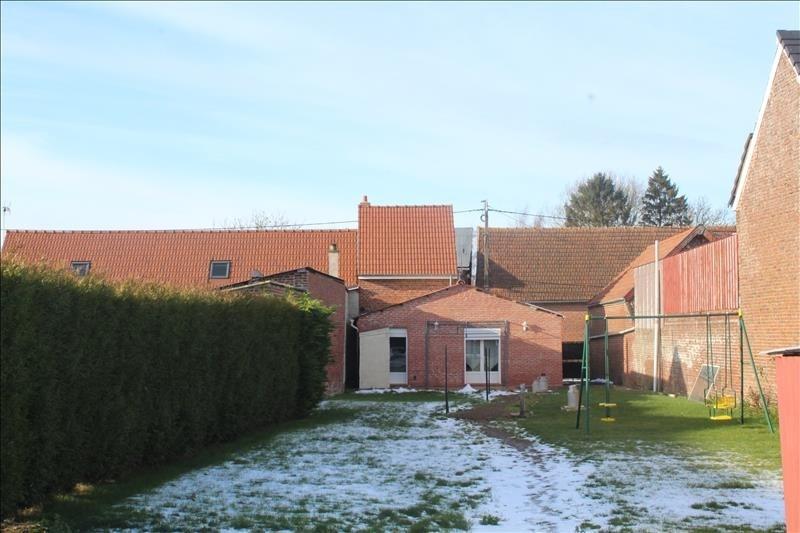 Vente maison / villa Lebucquiere 95000€ - Photo 1