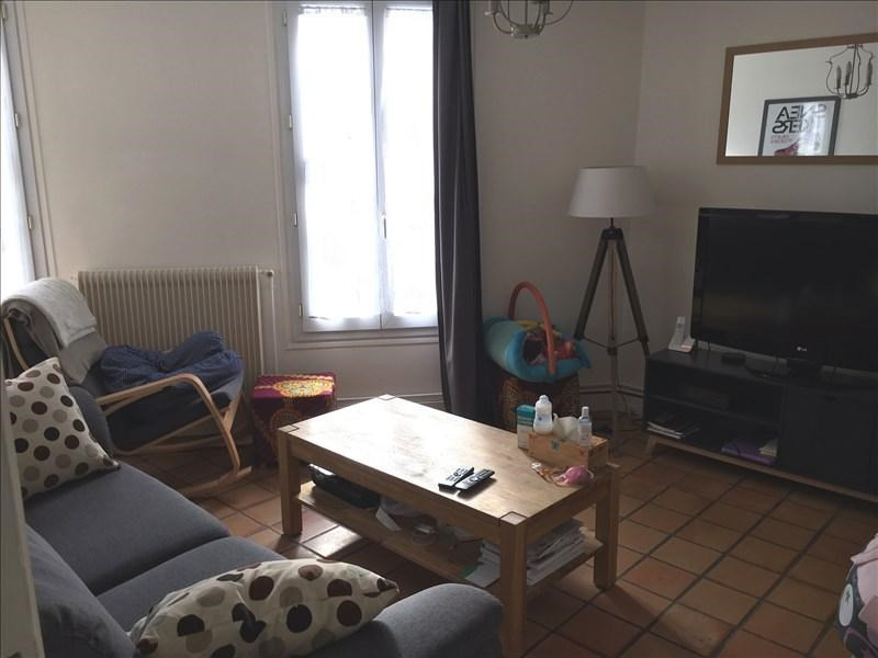 Rental apartment Suresnes 893€ CC - Picture 1