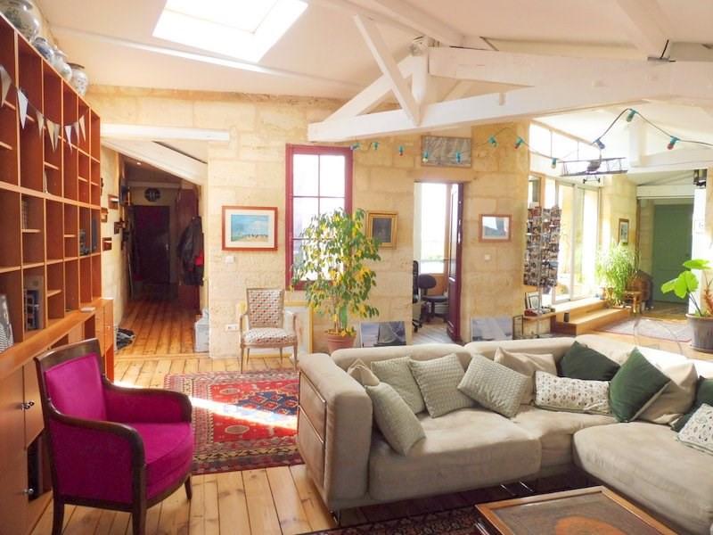 Revenda apartamento Bordeaux 998000€ - Fotografia 1