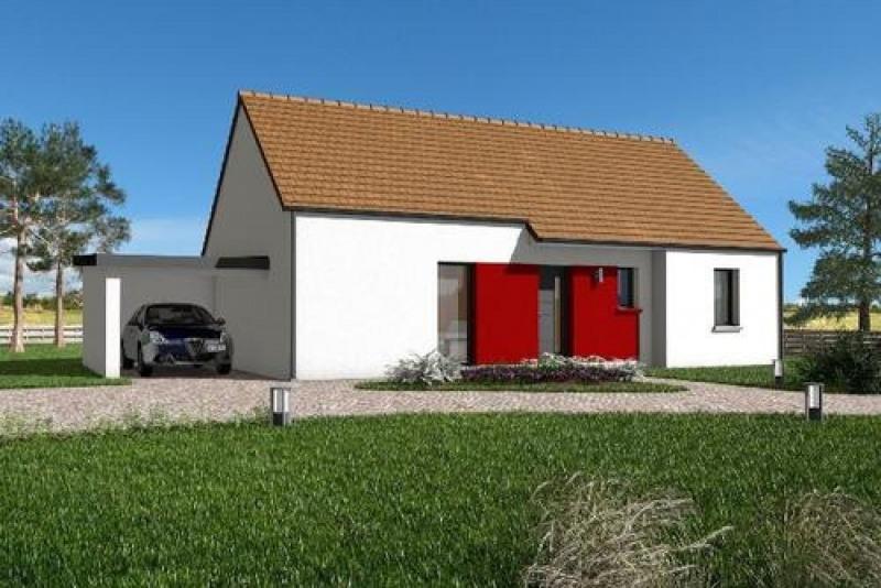 Maison  4 pièces + Terrain 410 m² Larçay par maisons PRIMEA