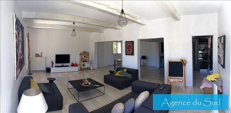 Vente maison / villa Carnoux en provence 435000€ - Photo 1